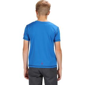 Regatta Alvarado IV T-Shirt Bambino, oxford blue